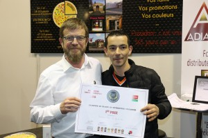 Bertand PINOT, Propriétaire de 2 distributeurs « Au Feu de Bois »