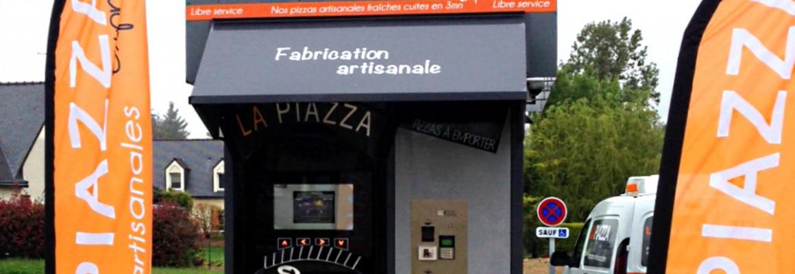 3ème distributeur LA PIAZZA à Guingamp !