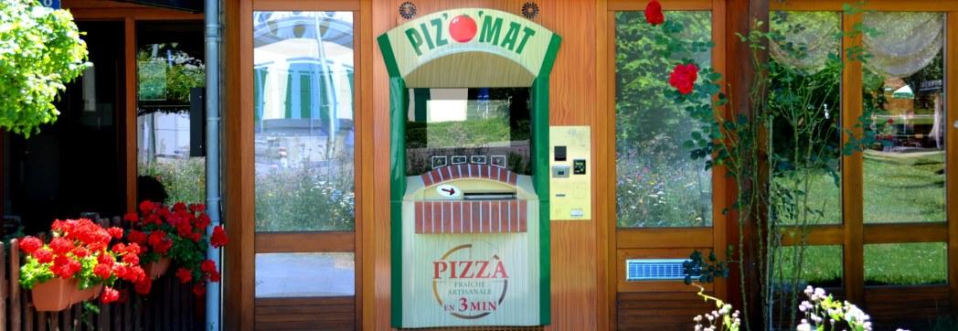 PIZ'O'MAT se lance en Suisse !