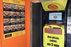 Distributeur Surfin Pizza à Carnac (56)