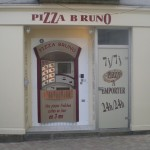 Distributeur PIZZA BRUNO à Cholet (49)