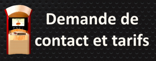 Demande contact et tarif PIZZADOOR 2015