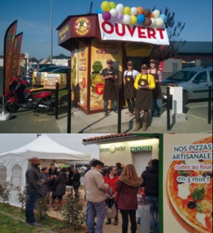 Ouveture public PIZZADOOR