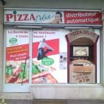 Distributeur PIZZA DELICE à Colmar (68)