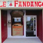 Distributeur de pizzas LE FANDANGO - Saint Palais (64)