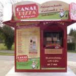 Canal pizza  - Piolenc
