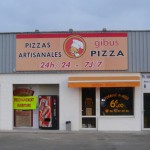 Gibus Pizza - ouvrture web