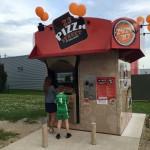 Kiosque Pizza Street St Doulchard