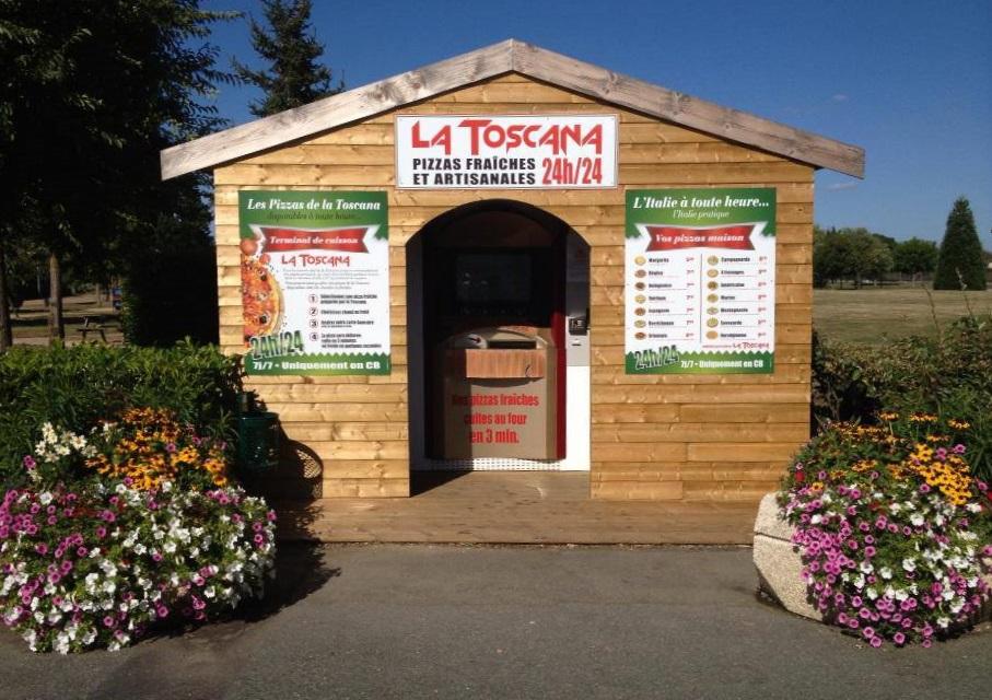 La Toscana 24 Ardentes PIZZADOOR