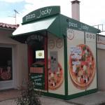 Pizza Jacky - Fronton