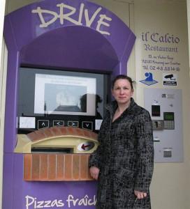 Christelle Lemé, Il Calcio Drivee, avril 2013