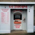 Distributeur Toscana - Déols - 2014