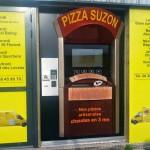 PIZZA SUZON Longue Jumelles