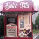Kiosque Dolce Vita 1 - Vireux Molhain