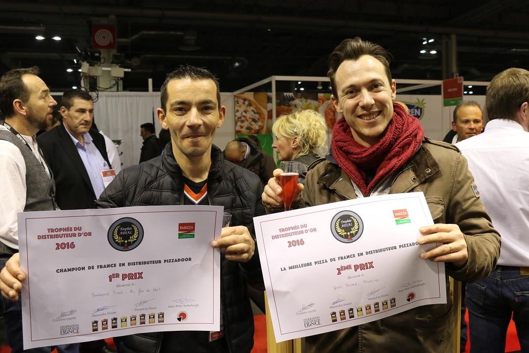 Les résultats du trophée ADIAL : Les champions de la distribution automatique de pizza !