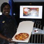 Pizza ATM - Test Pizza - Xavier University - Distributeur ADIAL