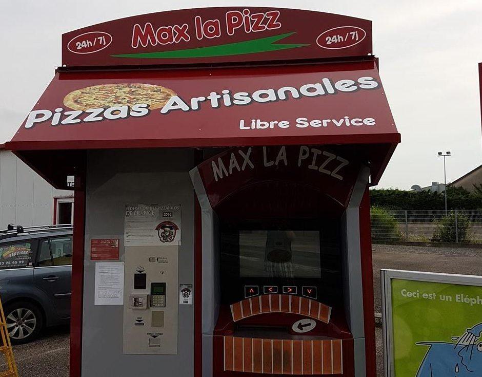 2ème distributeur du Relais Vosgien – Max la Pizz à Chanteheux (54) !