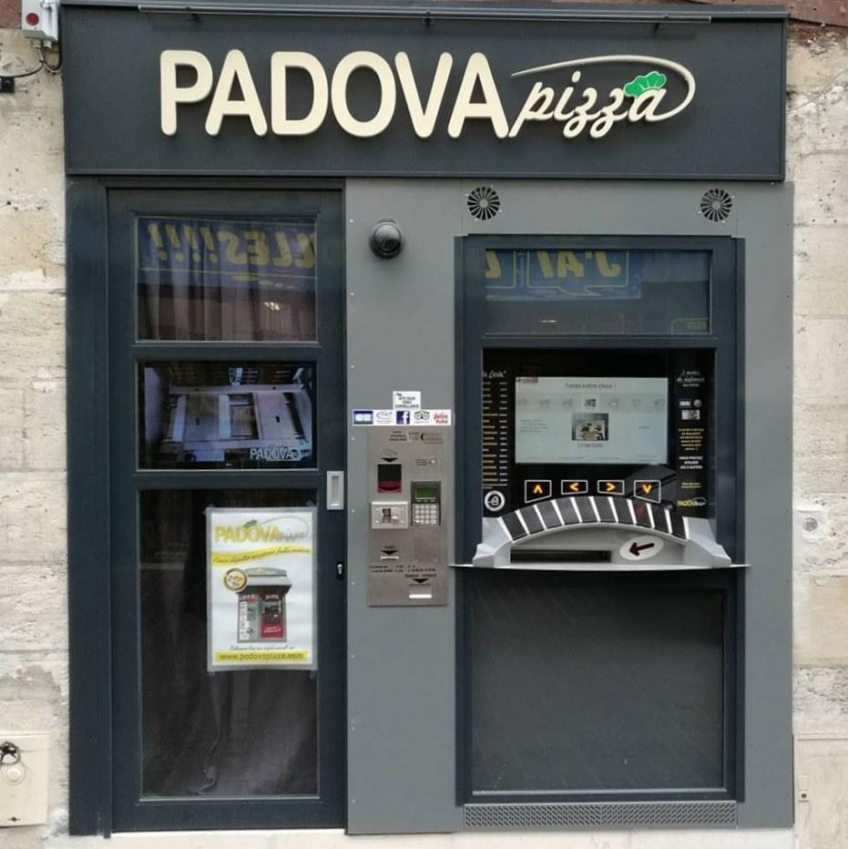 5ème distributeur Padova Pizza en Touraine !