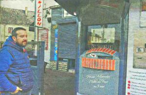 Cyril Madaoui - Le Stromboli - Le Journal de Saone et Loire