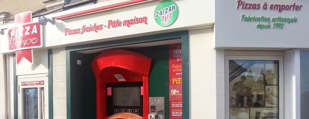 Développement de PIZZA TEMPO avec 9 distributeurs automatiques !