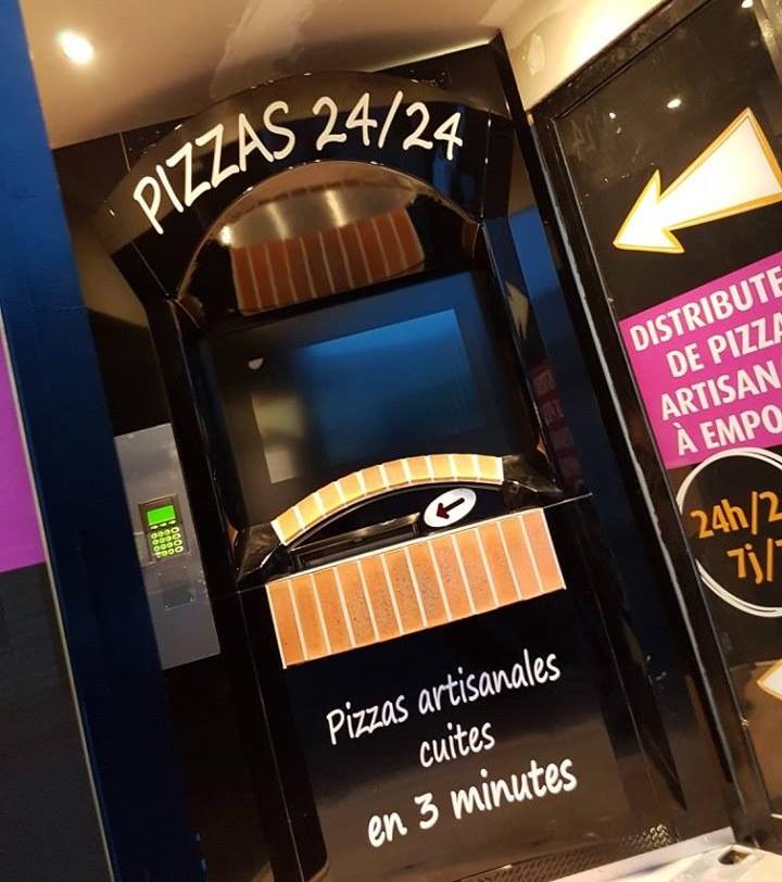 3ème distributeur La Dolce Vita à Chateau du Loir en Sarthe !