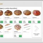 Ecran PIZZA MIGUEL - Pollionnay 1
