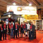 Equipe ADIAL - Salon Parizza 2017