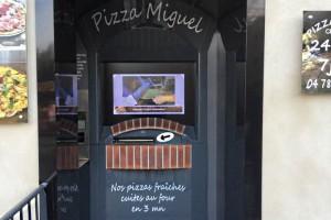 3ème distributeur PIZZA MIGUEL à Pollionnay (69)
