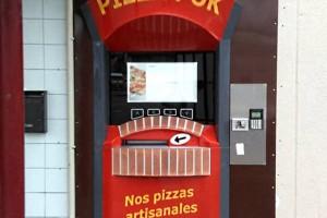Distributeur PIZZA POK à Avallon en Bourgogne