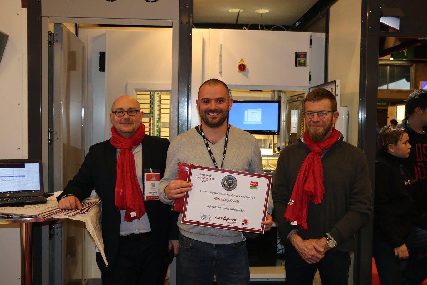 7ème-exaequo-Trophée-Distributeur automatique de pizzas : ADIAL-Benjamen-Brochard