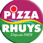 Logo PIZZA RHUYS depuis 1983