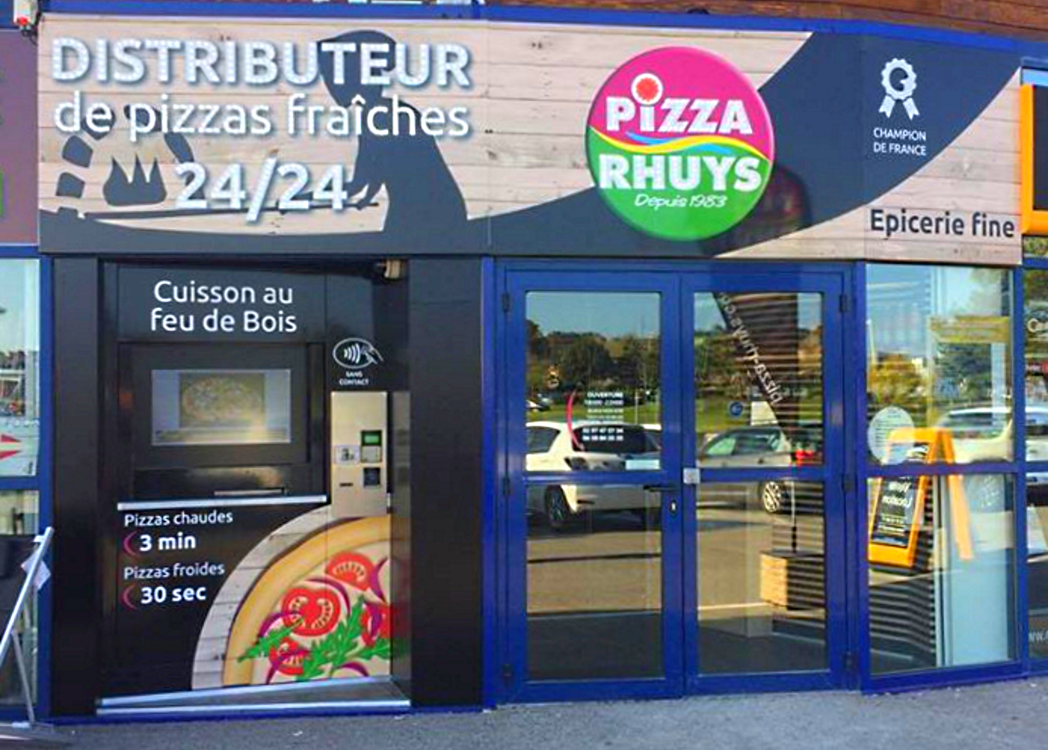 PIZZA RHUYS ARZON