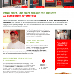 Article Panzi Pizza - mai 2017