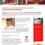 Article Panzi Pizza - mai 2017