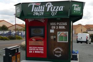La franchise Tutti Pizza se développe avec Tutti Matic à Jallais !