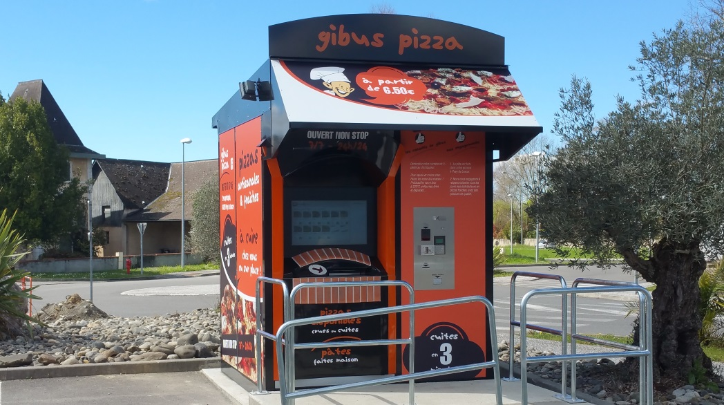 Gibus Pizza - Sauvagnon 3