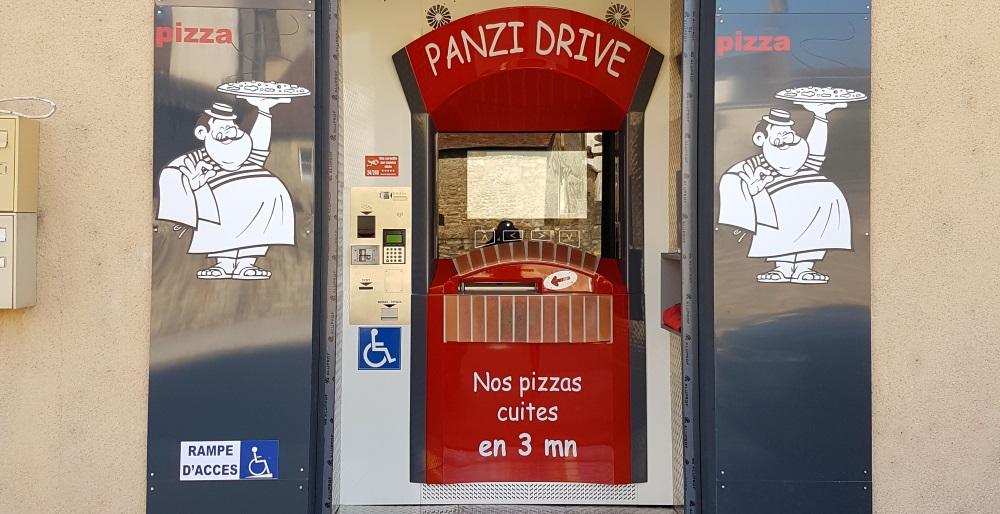 Panzi Pizza - Moulin en Gilbert zoom