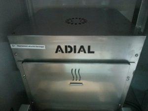 Four ADIAL PIZZADOOR 1