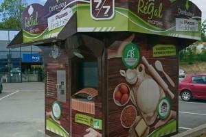 Kiosque Regal Express aux Herbiers (85)
