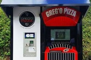 Kiosque automatique Greg'O Pizza à Saintes (17)