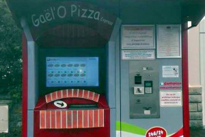 Kiosque Gael'O Pizza 24/24 à Tellancourt en Lorraine