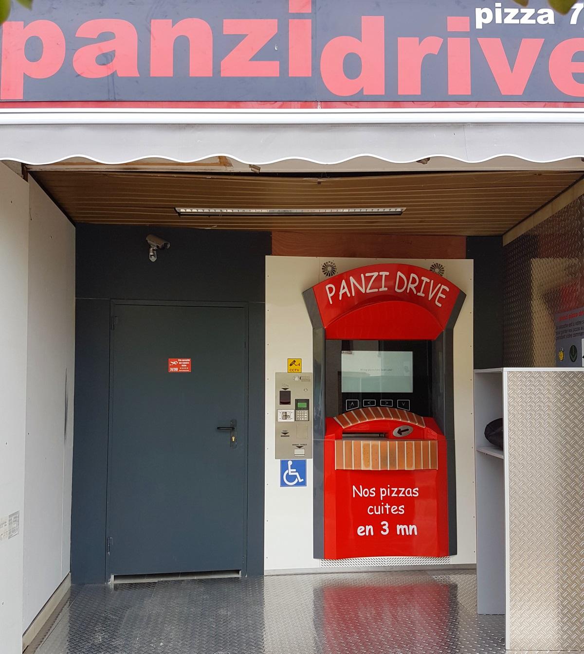 PANZI DRIVE - La Machine 2