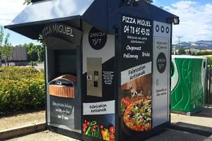 4ème distributeur PIZZA MIGUEL à Messimy (69)