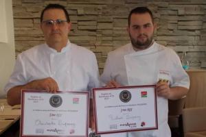 Des records pour les pizzas de Christophe Dupouy