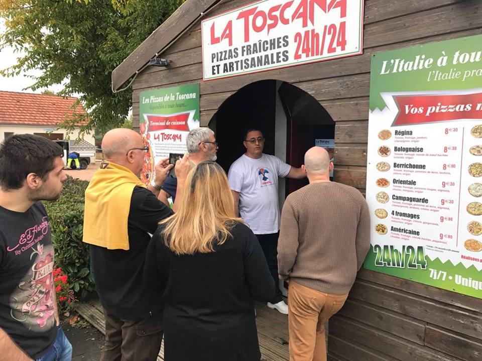 Trophée Ardentes 2017 - distributeurt La Toscana