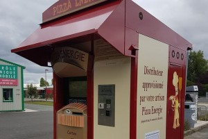 2ème Kiosque PIZZA ENERGIE à Beauvoir sur Niort