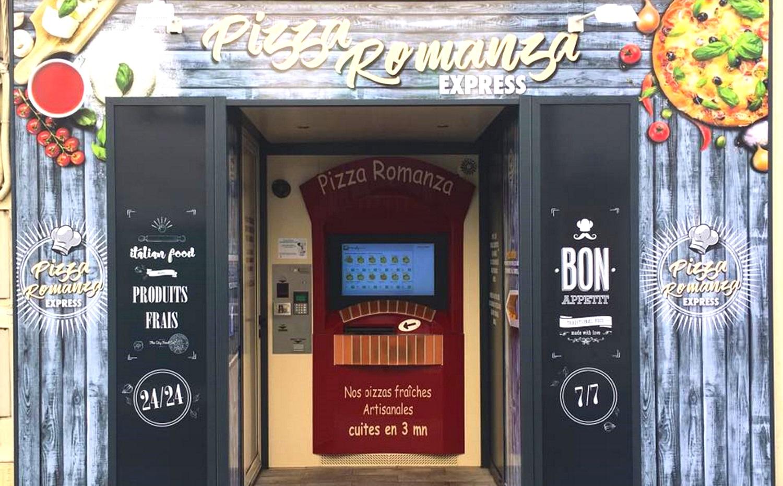 Pizza Romanza - Beaucaire - zoom