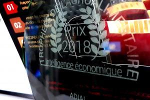 La Société ADIAL reçoit 2 Trophées d'innovation Agroalimentaire