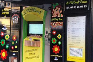 """3ème distributeur """"La Ptit Bouf Pizzas"""" à Caussade !"""