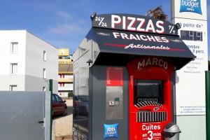 Distributeur PIZZA MARCO à Cenon et Lormont (33)